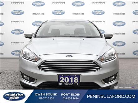 2018 Ford Focus Titanium (Stk: 1869) in Owen Sound - Image 2 of 25