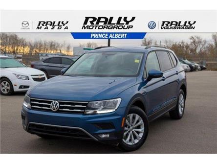 2018 Volkswagen Tiguan Trendline (Stk: V1036) in Prince Albert - Image 1 of 11