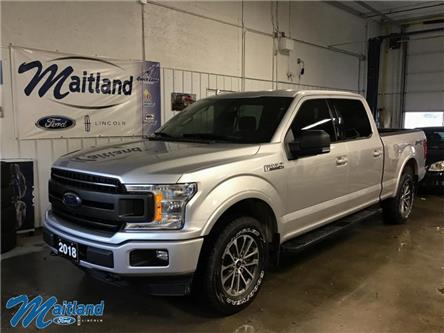 2018 Ford F-150 XLT (Stk: 94008) in Sault Ste. Marie - Image 1 of 30