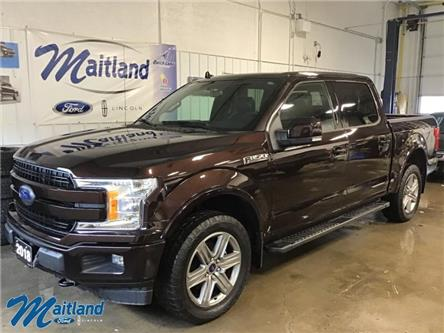 2018 Ford F-150 Lariat (Stk: 94025) in Sault Ste. Marie - Image 1 of 30