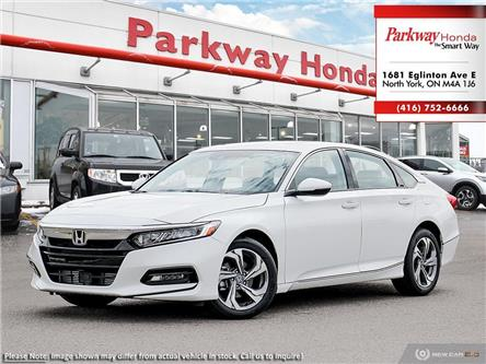 2020 Honda Accord EX-L 1.5T (Stk: 28004) in North York - Image 1 of 22