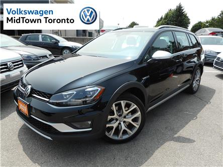 2019 Volkswagen Golf Alltrack  (Stk: W0728) in Toronto - Image 1 of 33