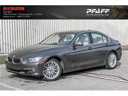 2013 BMW 328i xDrive (Stk: 20790AA) in Mississauga - Image 1 of 22
