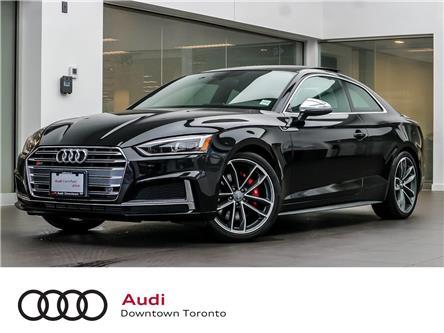 2018 Audi S5 3.0T Progressiv (Stk: P3121) in Toronto - Image 1 of 25