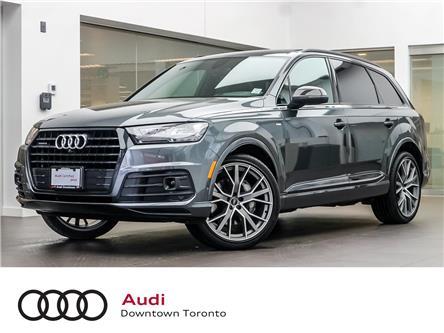 2019 Audi Q7 55 Technik (Stk: P3527) in Toronto - Image 1 of 31