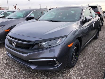 2020 Honda Civic LX (Stk: I200099) in Mississauga - Image 1 of 5
