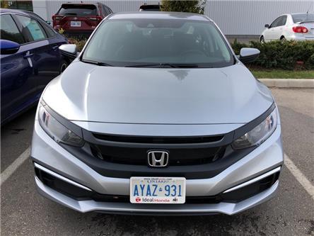 2020 Honda Civic LX (Stk: I200076) in Mississauga - Image 2 of 5
