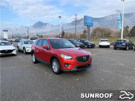 2016 Mazda CX-5 GS (Stk: YK202A) in Kamloops - Image 2 of 34