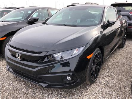 2020 Honda Civic Sport (Stk: I200073) in Mississauga - Image 1 of 5