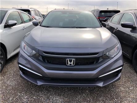2020 Honda Civic LX (Stk: I200100) in Mississauga - Image 2 of 5