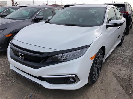 2020 Honda Civic Touring (Stk: I200094) in Mississauga - Image 1 of 5