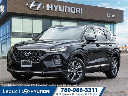 2020 Hyundai Santa Fe Preferred 2.0 w/Sun & Leather Package (Stk: 20SF7067) in Leduc - Image 1 of 23
