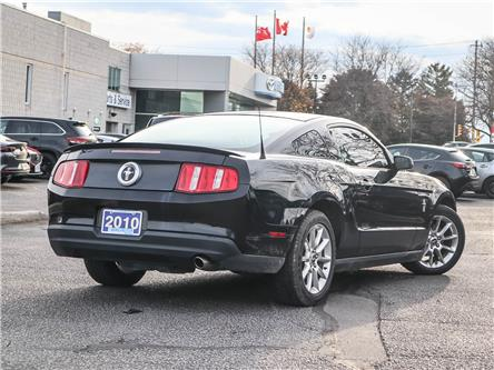 2010 Ford Mustang  (Stk: 1949A) in Burlington - Image 2 of 4