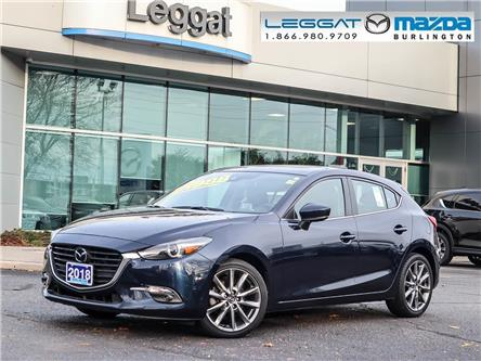 2018 Mazda Mazda3 Sport GT (Stk: 2040) in Burlington - Image 1 of 29