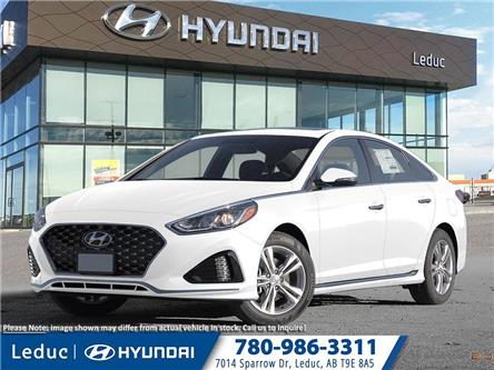 2018 Hyundai Sonata 2.4 Sport (Stk: 8SO6459) in Leduc - Image 1 of 22