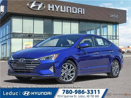 2020 Hyundai Elantra Luxury (Stk: 20EL7891) in Leduc - Image 1 of 23
