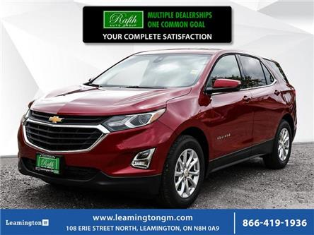 2020 Chevrolet Equinox LT (Stk: 20-116) in Leamington - Image 1 of 28