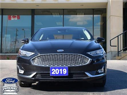 2019 Ford Fusion Hybrid Titanium (Stk: P0628) in Waterloo - Image 2 of 26