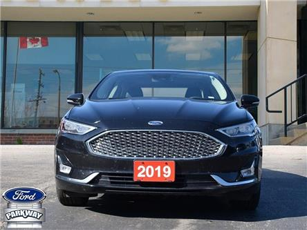 2019 Ford Fusion Hybrid Titanium (Stk: P0627) in Waterloo - Image 2 of 26