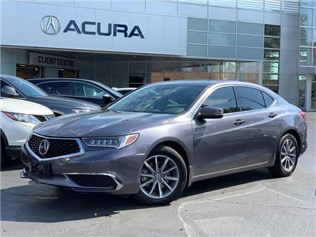 2018 Acura TLX Base (Stk: 20147A) in Burlington - Image 1 of 29
