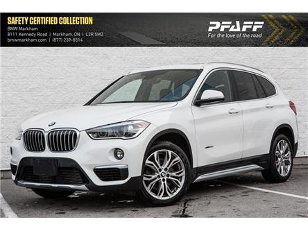 2018 BMW X1 xDrive28i (Stk: 38474A) in Markham - Image 1 of 7