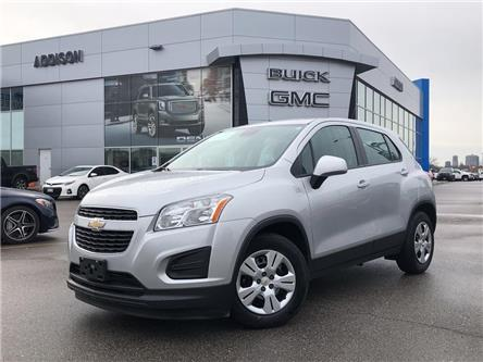 2015 Chevrolet Trax LS (Stk: U243801) in Mississauga - Image 1 of 17