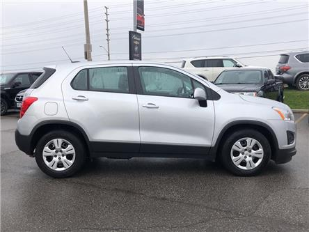 2015 Chevrolet Trax LS (Stk: U243801) in Mississauga - Image 2 of 17