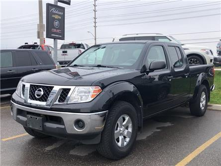 2012 Nissan Frontier  (Stk: U421624) in Mississauga - Image 1 of 3