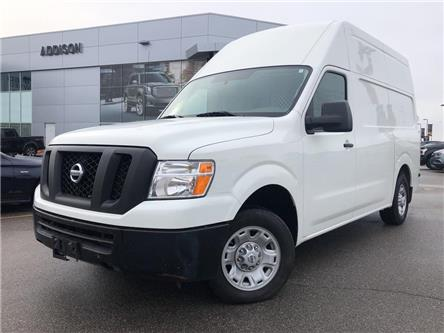 2017 Nissan NV Cargo NV2500 HD S (Stk: U803093) in Mississauga - Image 1 of 14