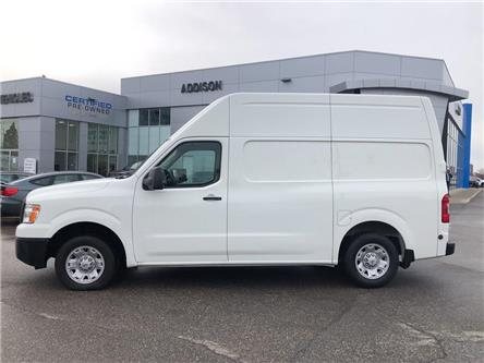 2017 Nissan NV Cargo NV2500 HD S (Stk: U803093) in Mississauga - Image 2 of 14