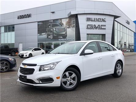 2016 Chevrolet Cruze Limited 2LT (Stk: U164230) in Mississauga - Image 1 of 19