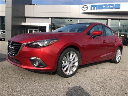 2015 Mazda Mazda3 GT (Stk: P4223) in Surrey - Image 1 of 15