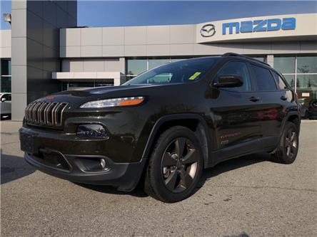 2016 Jeep Cherokee North (Stk: P4230) in Surrey - Image 1 of 15