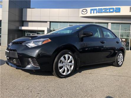 2016 Toyota Corolla LE (Stk: P4235) in Surrey - Image 1 of 15