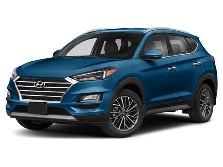 2020 Hyundai Tucson Luxury (Stk: 20202) in Ajax - Image 1 of 9