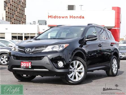 2015 Toyota RAV4 Limited (Stk: P13215) in North York - Image 1 of 28