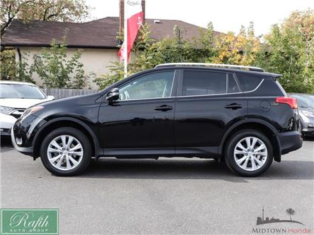 2015 Toyota RAV4 Limited (Stk: P13215) in North York - Image 2 of 28