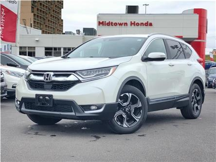 2018 Honda CR-V Touring (Stk: P13152) in North York - Image 1 of 27