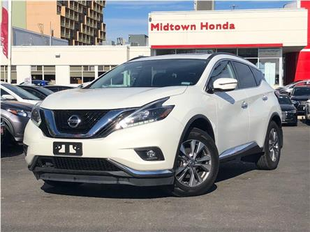 2018 Nissan Murano SV (Stk: P13248) in North York - Image 1 of 29