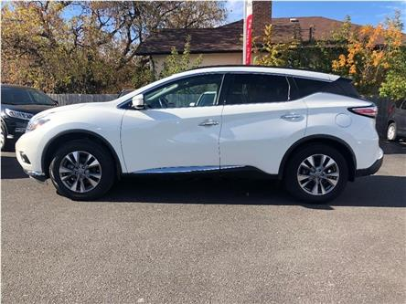 2018 Nissan Murano SV (Stk: P13248) in North York - Image 2 of 29