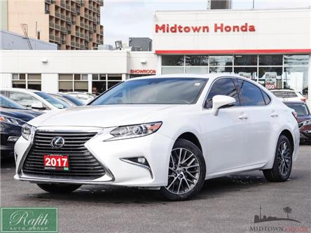 2017 Lexus ES 350 Base (Stk: P13217) in North York - Image 1 of 29