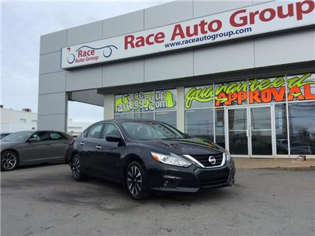 2018 Nissan Altima 2.5 SV (Stk: 17155) in Dartmouth - Image 1 of 17
