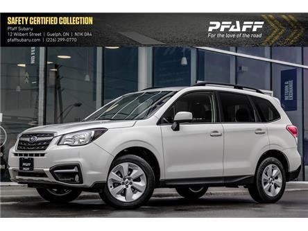 2017 Subaru Forester 2.5i Convenience (Stk: SU0134) in Guelph - Image 1 of 22