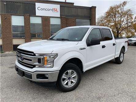 2019 Ford F-150 XLT (Stk: C3249) in Concord - Image 1 of 5