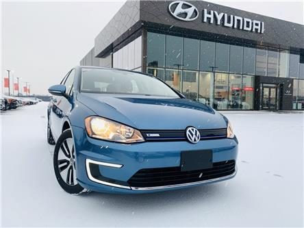 2016 Volkswagen e-Golf SE (Stk: H2500) in Saskatoon - Image 1 of 19