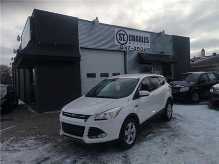 2015 Ford Escape SE (Stk: ) in Winnipeg - Image 1 of 14