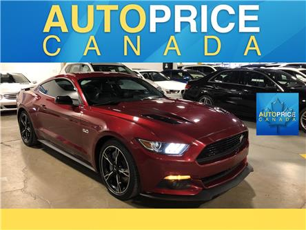 2016 Ford Mustang GT Premium (Stk: W0710) in Mississauga - Image 1 of 26