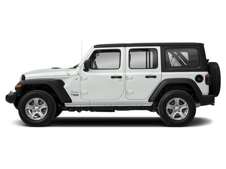 2020 Jeep Wrangler Unlimited Sahara (Stk: 201101) in Thunder Bay - Image 2 of 9