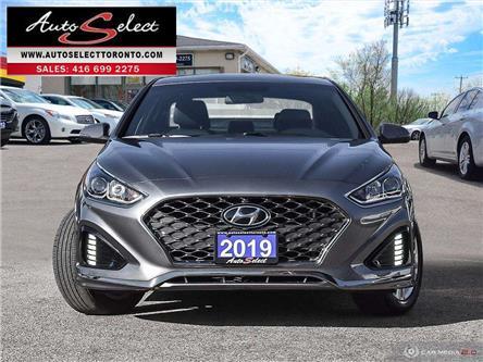 2019 Hyundai Sonata Sport (Stk: H1S2131) in Scarborough - Image 2 of 28