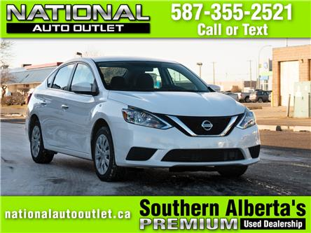 2019 Nissan Sentra 1.8 S (Stk: N34454) in Lethbridge - Image 1 of 18